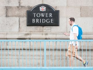 Tower Bridge podcasts