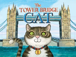 Front cover of the Tower Bridge Cat