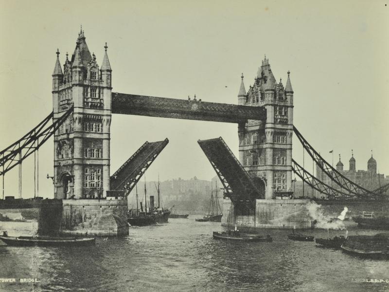 History Tower Bridge